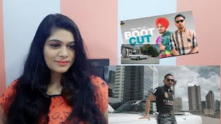 Boot Cut Reaction (Requested)| Prem Dhillon | Sidhu Moose Wala | Smile With Garima