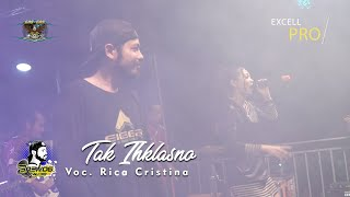 TAK IHKLASNO RICA CRISTINA  Live One Nada Pemuda Gas Gas Sumbersewu (Official Video)