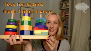 Toys For Babies From 3 Months To 1 Years | Cloudmom
