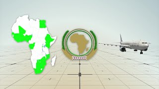 Gambar cover Africa launches single aviation market