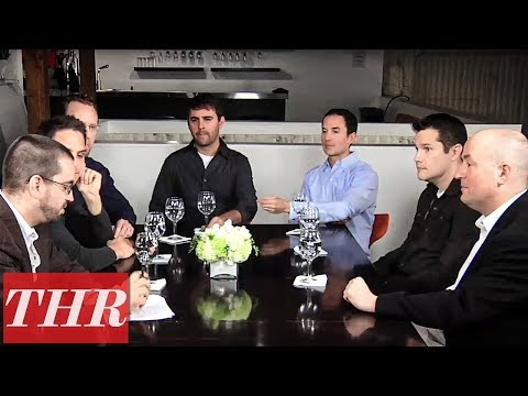 THR Full Summer Movie Writers Roundtable: Greg Berlanti, Edward Ashley Miller, & More!