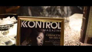 Chrisette Michele Mixtape Release - A NIGHT IN PARIS PRIVATE LISTENING PARTY (Snippet)