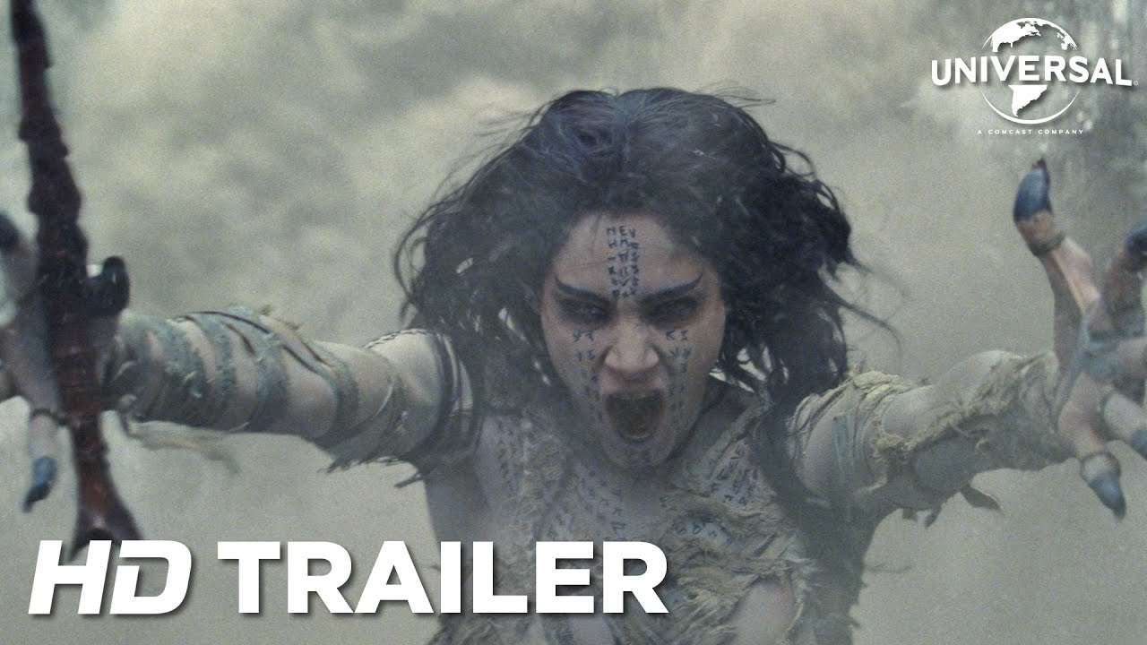 The Mummy Trailer 2 (Universal Pictures) HD