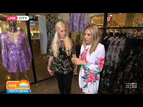 Jaime Lee Perth Fashion Festival 2015 Part 2  | Today Perth News