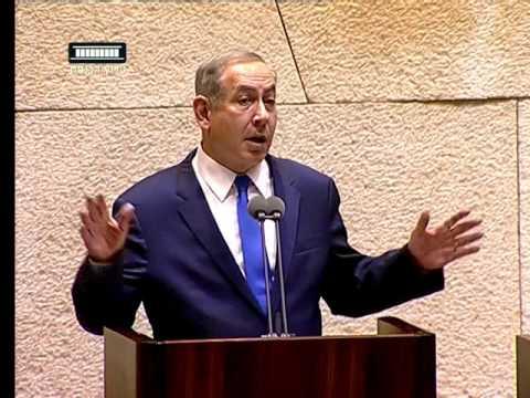 ערוץ הכנסת - נתניהו על אדלסון: אני לא הראשון שיש לו חברים עשירים, 25.1.17