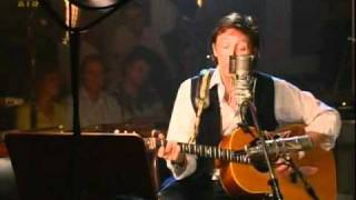 Paul McCartney - Jenny Wren (Abbey Road studio LIVE)