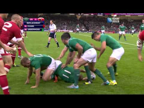 Rugby World Cup 2015 Pool D Ireland v Canada