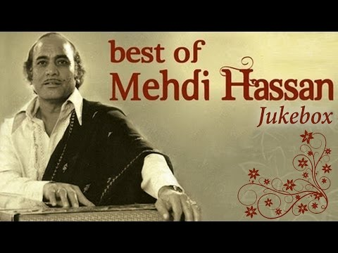 Best Of Mehdi Hassan | Non-Stop Hit Ghazals