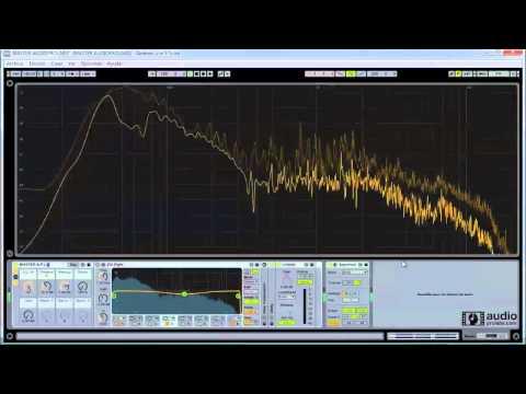 Masterización con Ableton Live 9 - Master ecualización (Tutorial Español)