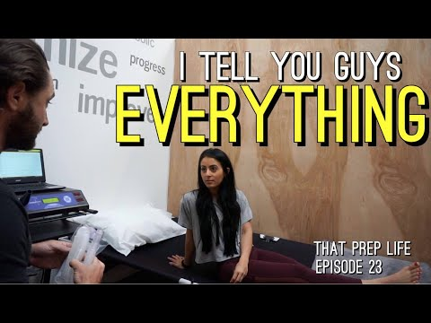 I Tell You EVERYTHING | My Macros and Metabolism | That Prep Life Ep. 23