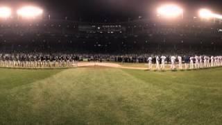 VR 360: Game 3 lineups, anthem