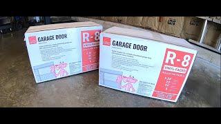 homepage tile video photo for LastHumansHomeLife: Garage Door Project - Part 1 - Insulation