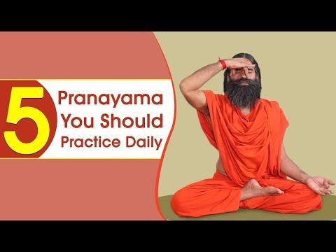5 Pranayama You Should Practice Daily   Swami Ramdev