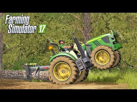 Farming Simulator 2017 | CRAZY CHIPPING | The Old Stream Farm | Episode 12