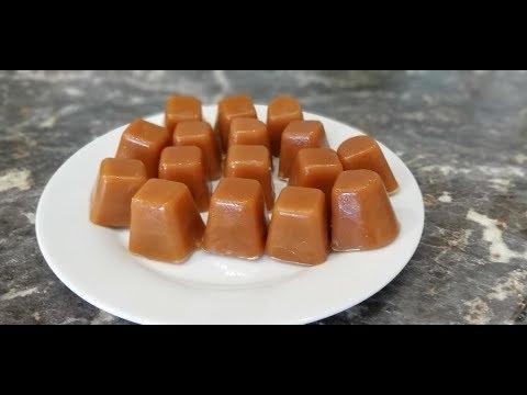 Как приготовить конфеты коровка в домашних условиях