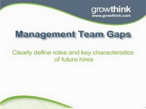 Writing The Management Team Section Of Your Business Plan YouTube - Growthink business plan template