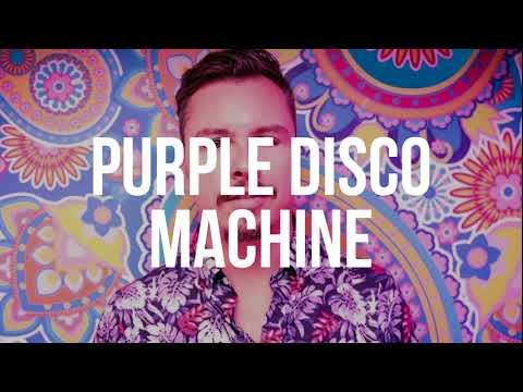 Purple Disco Machine - 1Live DJ Session (11.02.2018)