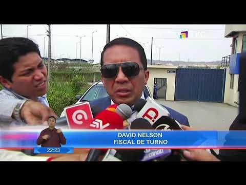 Asesinan a expolicía en cárcel de Guayaquil