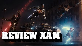 Review Xàm #56: Snyder's Cut Justice League