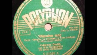 Vildandens sang (Vildandens sång) - Elo Magnussen; Valdemar Davids 1952