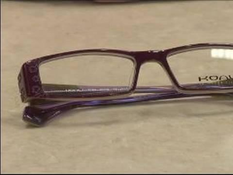 How to Choose Eyeglasses : Plastic versus Metal Eyeglass ...