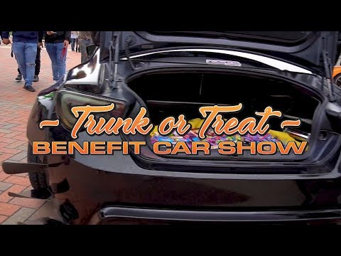 Trunk-Or-Treat Benefit Car Show Wrap Up | Extreme Customs & Savage Culture | 10-7-17