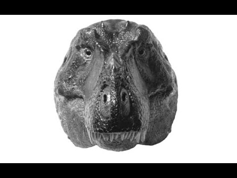 Did T.rex really have bad eyesight?