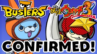 Yo-Kai Watch — Why Yo-Kai Watch 3, Shin'uchi, & Busters are Confirmed and When They Might Release