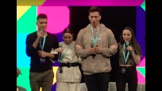Drawing Famous Creators Panel Playlist Live 2020