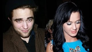 Repeat youtube video Robert Pattinson Leans On Katy Perry - Kristen Stewart Cheating Scandal