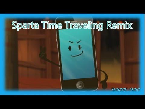 MePhone:Double elimination!Sparta Time Traveling Remix