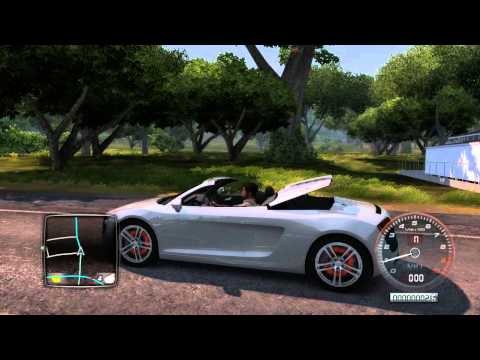 Test Drive Unlimited 2 Casino Audi R8 V10 Spyder Won In Slot Machine