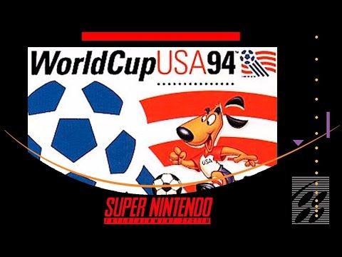 World Cup USA '94 [Super Nintendo]