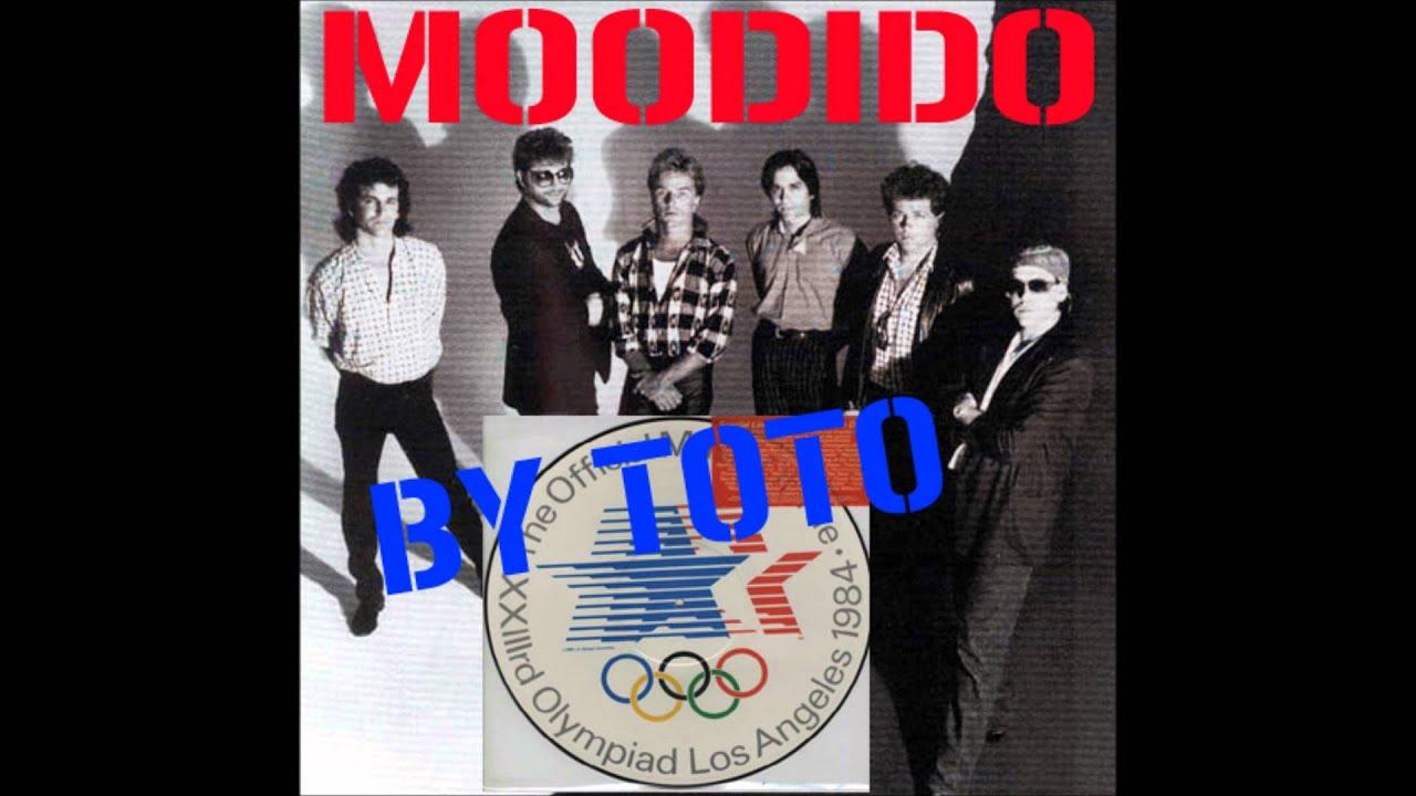 TOTO - MOODIDO 1984 Olimpic games Los Angeles theme.wmv - YouTube