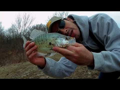 Crappie Fishing. London, Ontario. Ep.1 ( 2018 SPRING/SUMMER CHARITY FISHING LEAGUE)