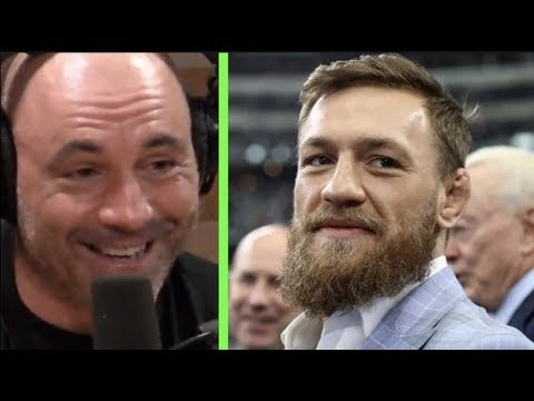 Joe Rogan Responds to Conor McGregor's Criticism