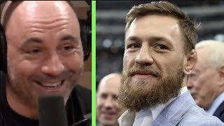 Joe Rogan Responds to Conor McGregor's Criticism