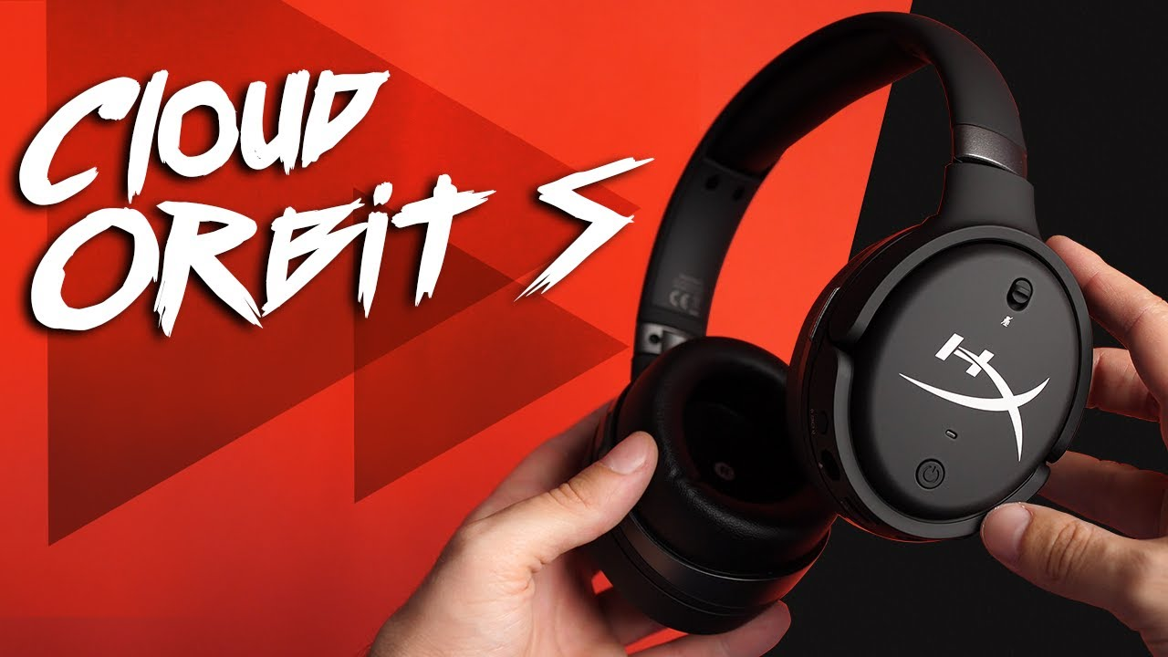 LE MIGLIORI CUFFIE GAMING DI SEMPRE! - HyperX Cloud Orbit S