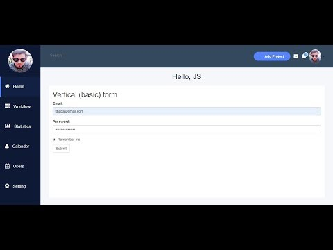 Web Developer Interview Question : How To Load External HTML Page Into A Div Using JQuery