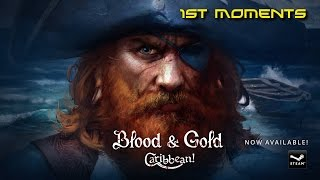 blood And Gold Caribbean 1st Moments...A Pirate In Love