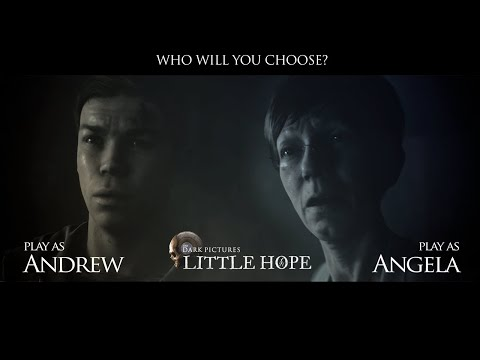 Get Ready to Make a Choice - The Dark Pictures: Little Hope - Pre-order Now! - PS4 / Xbox1 / PC