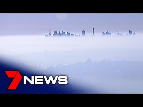 Smoke Haze From The Wollembi National Park Fire Chokes Sydney    7NEWS