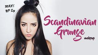 [How to]Scandinavian Grunge makeup กรัจน์ใส ๆ แบบสาวตะวันตก | By Soundtiss