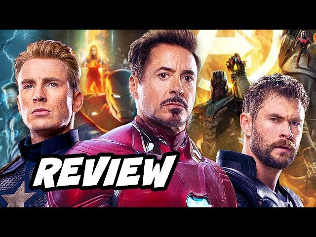Avengers Endgame Review