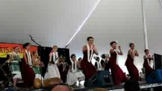 Colorado Dragon Boat Festival 2008 - Hula dances
