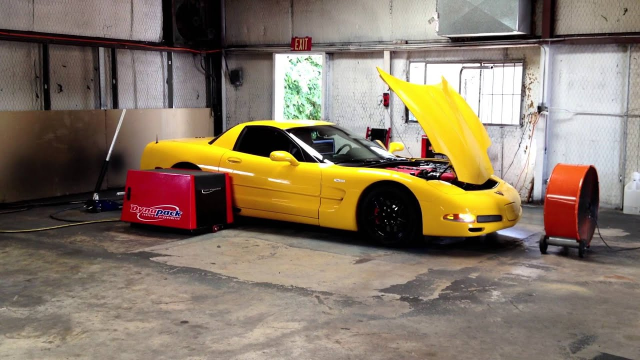my 2004 corvette c5 z06 after tuning dyno full pull 6500. Black Bedroom Furniture Sets. Home Design Ideas