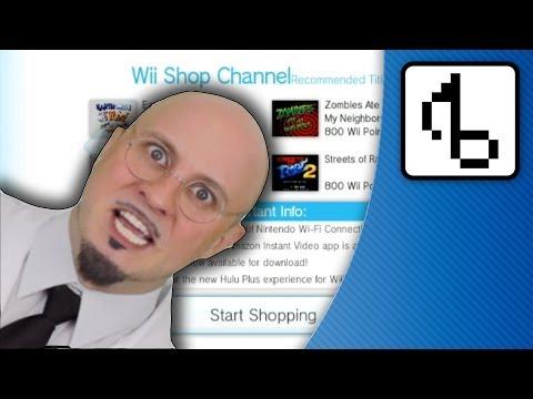 Wii Shop Channel WITH LYRICS - (Wii Shop Remix) - brentalfloss