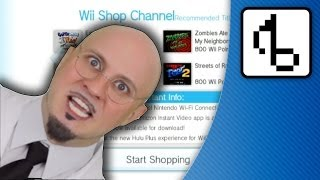 Repeat youtube video Wii Shop Channel WITH LYRICS - (Wii Shop Remix) - brentalfloss