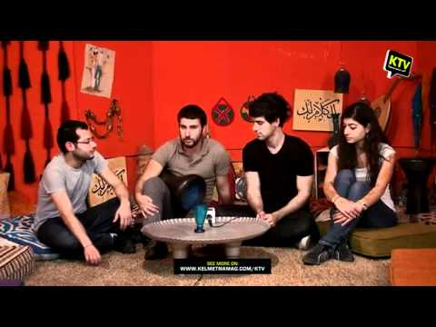 An EXCLUSIVE interview with Mashrou3 Leila Band 2011