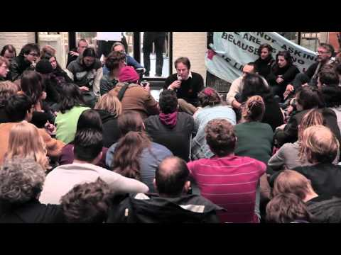 Lecture by David Graeber: Resistance In A Time Of Total Bureaucratization / Maagdenhuis Amsterdam